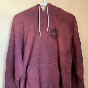 Red Hoodie from Obey